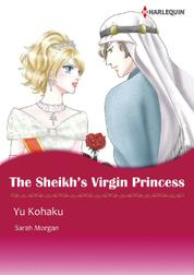 Cover THE SHEIKH'S VIRGIN PRINCESS oleh Sarah Morgan