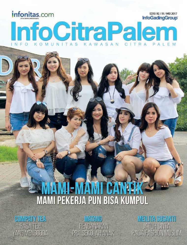 Majalah Digital InfoCitraPalem Mei 2017