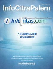 Cover Majalah InfoCitraPalem November 2016