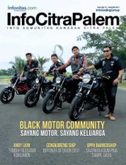 Cover Majalah InfoCitraPalem Januari 2017