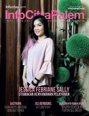 Cover Majalah InfoCitraPalem Maret 2017