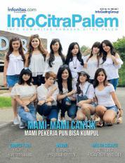 Cover Majalah InfoCitraPalem Mei 2017