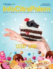 Cover Majalah InfoCitraPalem Juni 2017