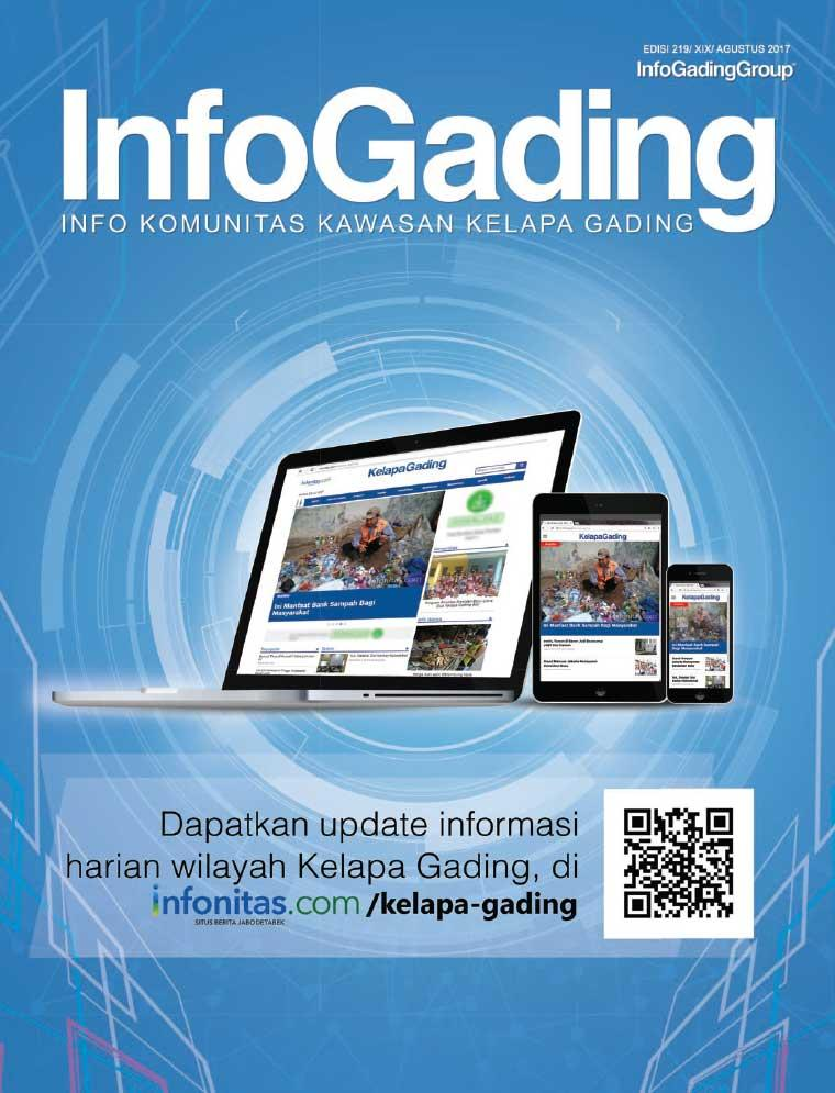 InfoGading Digital Magazine August 2017