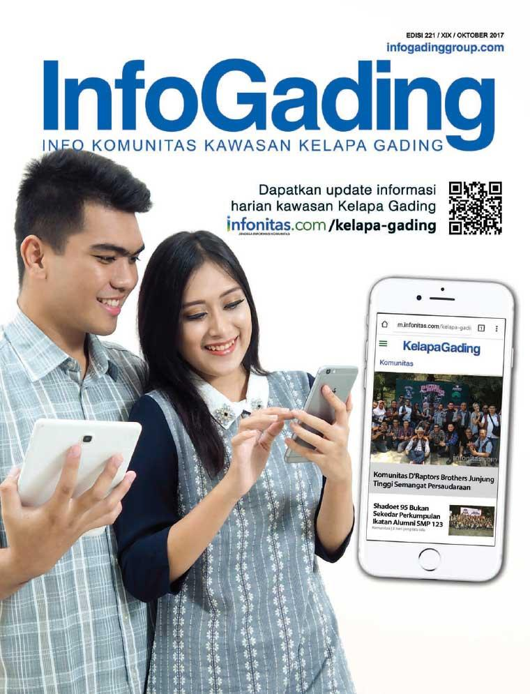 InfoGading Digital Magazine October 2017