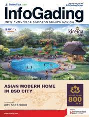 InfoGading Magazine Cover June 2016