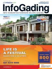 InfoGading Magazine Cover July 2016
