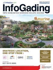 InfoGading Magazine Cover August 2016