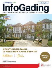 InfoGading Magazine Cover September 2016