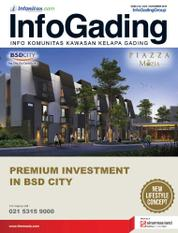 InfoGading Magazine Cover November 2016