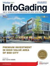 InfoGading Magazine Cover January 2017
