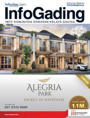 InfoGading Magazine Cover February 2017