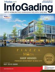 InfoGading Magazine Cover March 2017
