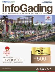 InfoGading Magazine Cover May 2017