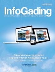 InfoGading Magazine Cover July 2017