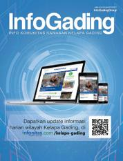 InfoGading Magazine Cover August 2017