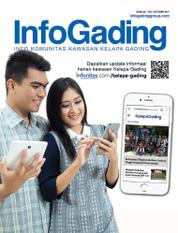 InfoGading Magazine Cover October 2017