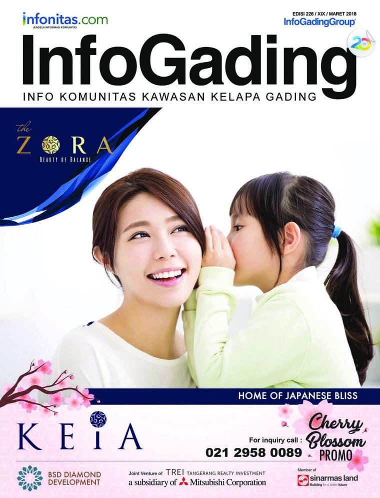 InfoGading Digital Magazine March 2018