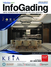 InfoGading Magazine Cover January 2018