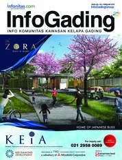 InfoGading Magazine Cover February 2018