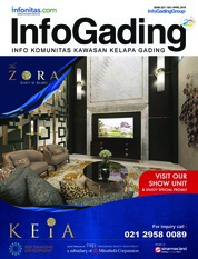InfoGading Magazine Cover April 2018