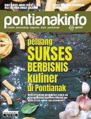 Pontianak info Magazine Cover ED 01 July 2017
