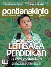 Pontianak info Magazine Cover ED 02 August 2017