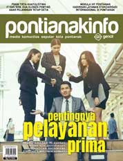 Pontianak info Magazine Cover ED 06 December 2017
