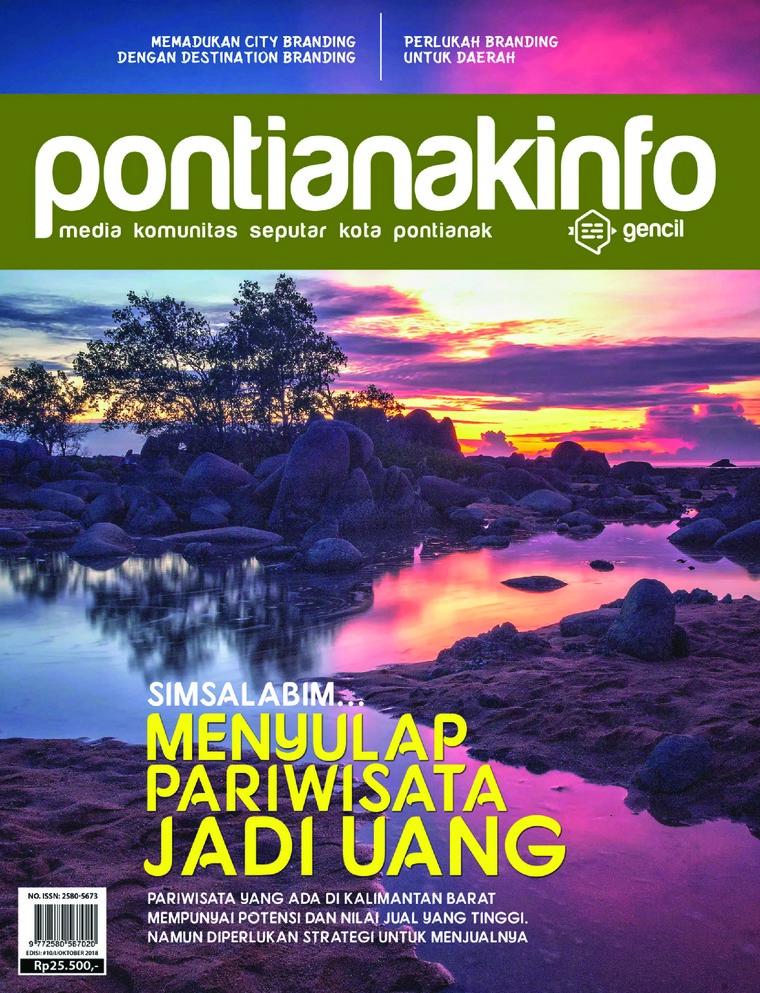 Majalah Digital pontianak info ED 10 Oktober 2018