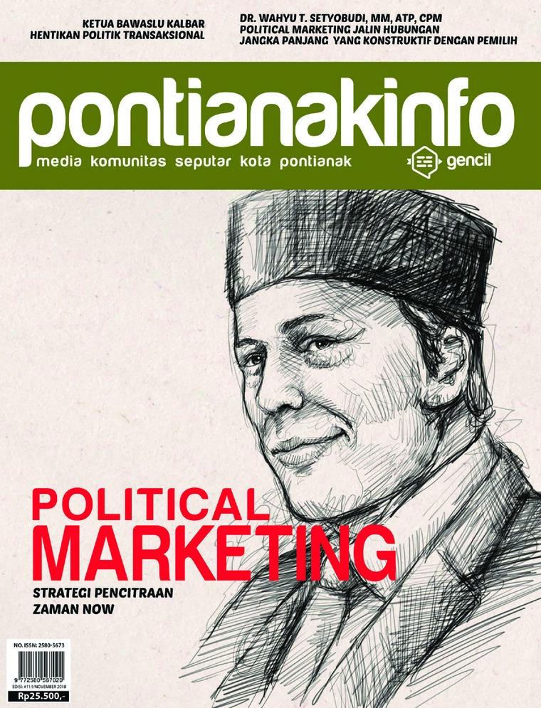 Pontianak info Digital Magazine ED 11 November 2018