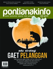 Cover Majalah pontianak info ED 09 September 2018