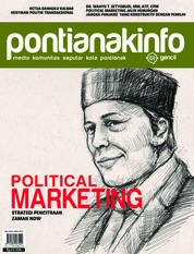 Pontianak info Magazine Cover ED 11 November 2018