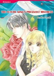 THE FUTURE KING'S PREGNANT MISTRESS by Penny Jordan Cover