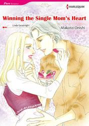 WINNING THE SINGLE MOM'S HEART by Linda Goodnight Cover