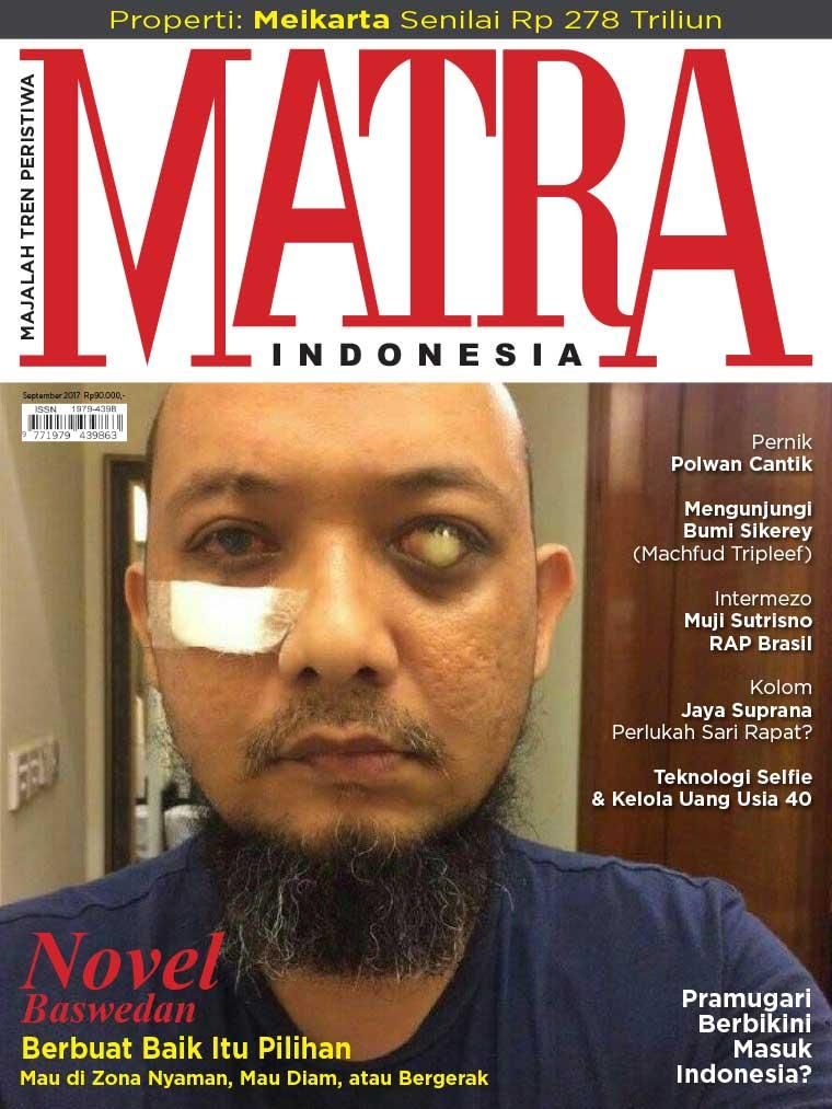 MATRA INDONESIA Digital Magazine September 2017