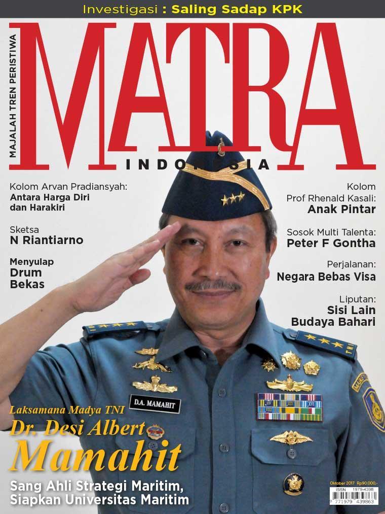 Majalah Digital MATRA INDONESIA Oktober 2017