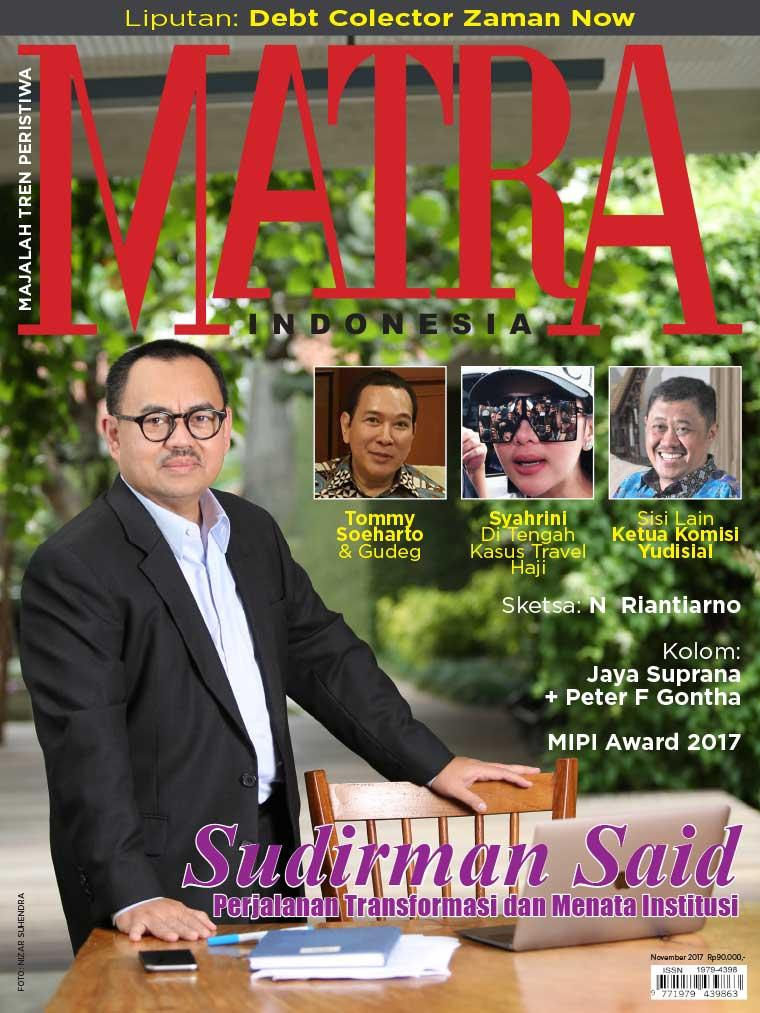 Majalah Digital MATRA INDONESIA November 2017