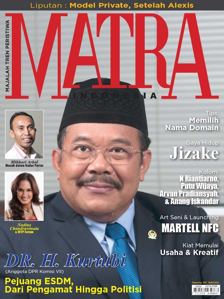 Majalah Digital MATRA INDONESIA Desember 2017
