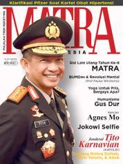Cover Majalah MATRA INDONESIA Juni 2017