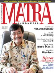 MATRA INDONESIA Magazine Cover July 2017