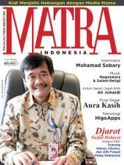 Cover Majalah MATRA INDONESIA Juli 2017