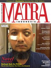 Cover Majalah MATRA INDONESIA September 2017