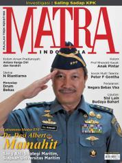 Cover Majalah MATRA INDONESIA Oktober 2017