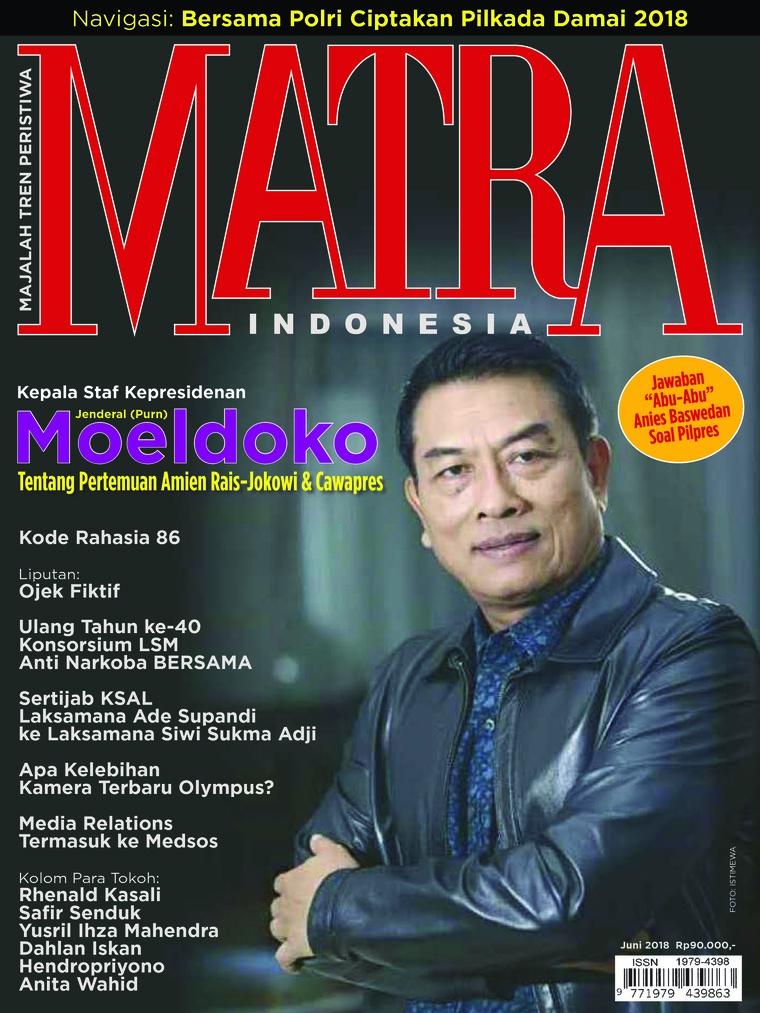 MATRA INDONESIA Digital Magazine June 2018
