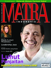 MATRA INDONESIA Magazine Cover May 2018