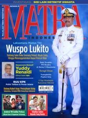 Cover Majalah MATRA INDONESIA Oktober 2019