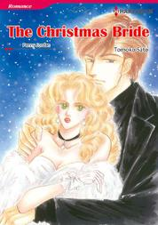 THE CHRISTMAS BRIDE by Penny Jordan Cover