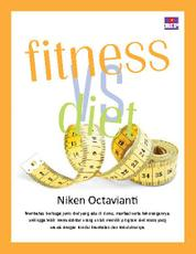 Cover Fitness vs Diet oleh