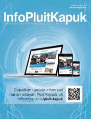 Cover Majalah InfoPluitKapuk Agustus 2017