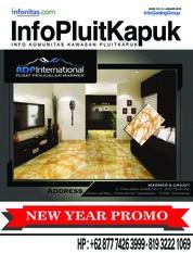 Cover Majalah InfoPluitKapuk Januari 2018